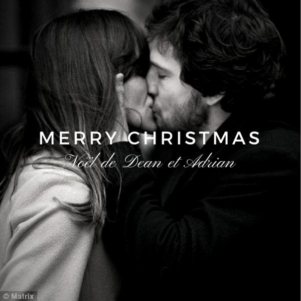 24 Décembre, Noël de Dean et d'Adrian