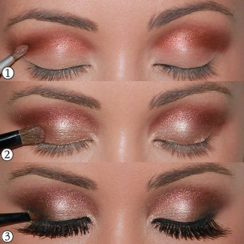 TUTO MAKEUP UP !