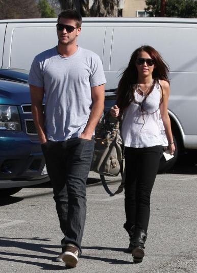 Miley's Boyfriend