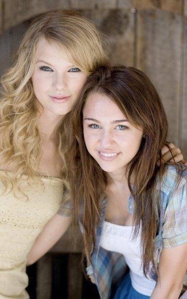 Taylor & Miley !