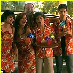 Wizards of Waverly place,The Movie