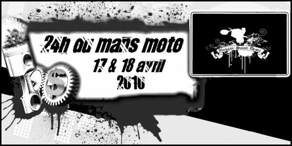 Week 24h Du Mans Moto