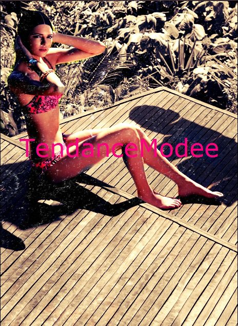 Kendall Jenner Kardashian Shoot'