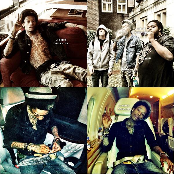 * Voici les dernières photos de Wiz provenant de son compte Instagram. *