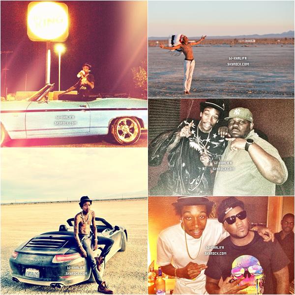 * Wiz Khalifa sera présent sur 2 morceaux du nouvel album de Xzibit, Napalm. Il sortira le 09/10 ! *