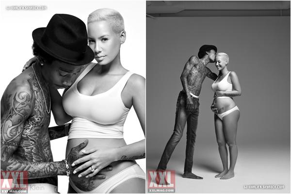 * Voici la couverture digitale et animée du numéro d'oct/nov du magazine XXL ! + 2 nouvelles photos du shoot. *