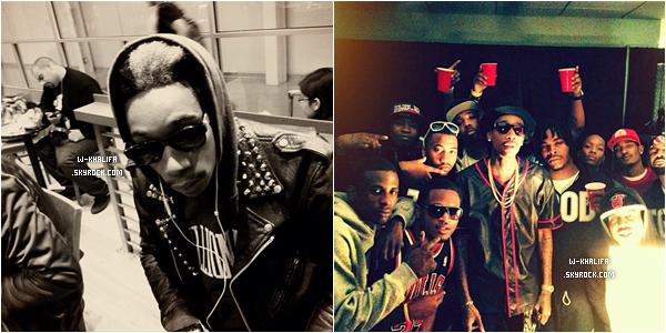 * Wiz a réalisé une vidéo pour le morceau STU, présent sur sa nouvelle mixtape Cabin Fever 2. *