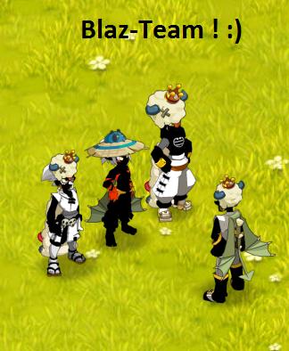 Avancement de la team. :)