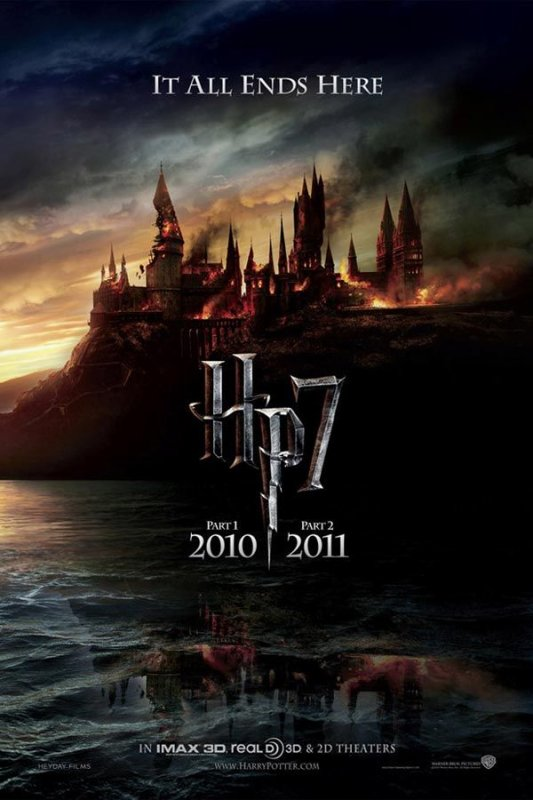 Du glour et Harry potter 7 part 2
