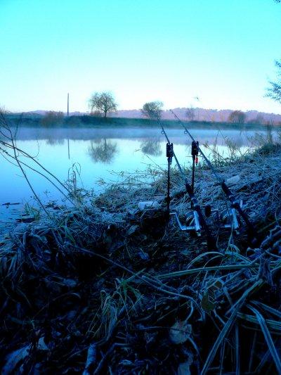Pêche hivernale - Acte 1