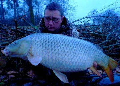 Pêche hivernale - Acte 3