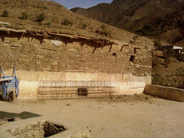 سطح المسجد