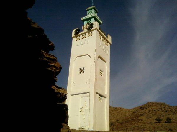 صومعة المسجد