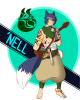 'Nell - the musician son