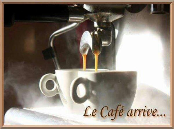 Oh Oui trop besoin d'un café