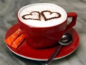 bon café mes amis bisous bisous