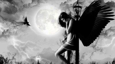 Un ange noir