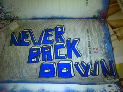 ne reviens jamais en arrière