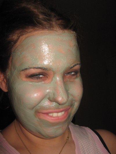 mon masque de beauté