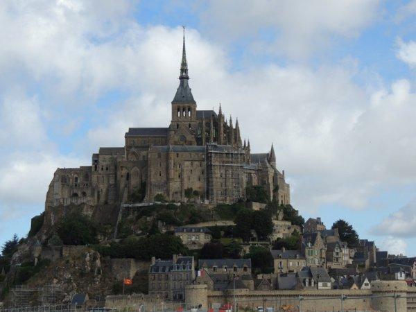 Petite visite du Mont Saint Michel.