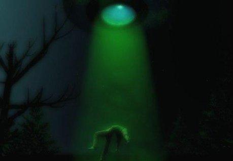 Enlevement extraterrestre