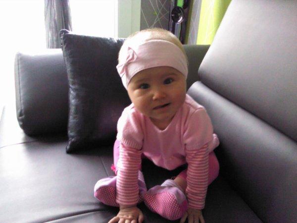 ma poupée 7 mois