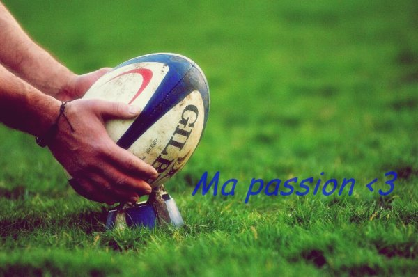 Love rugby <3