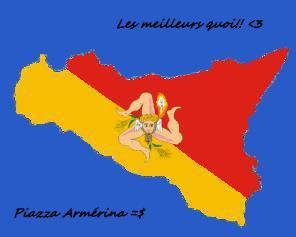 Parce que je suis sicilienne et fière quoi!!