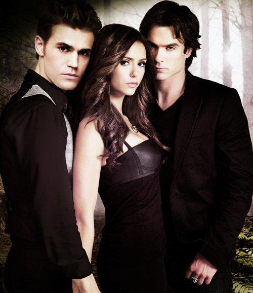 Vampire Diaries!! ♥