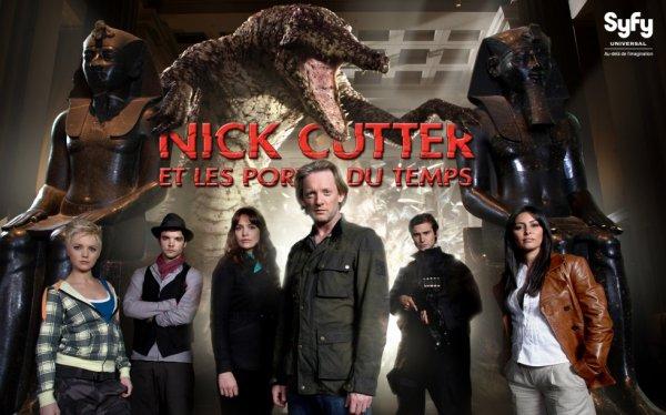 Primeval / Nick Cutter et les Portes du Temps !!