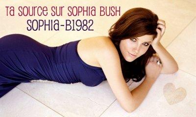 SOPHIA BUSH ✿ PAUSE !