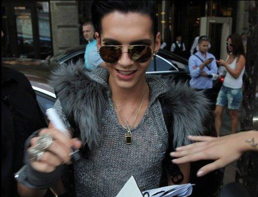 Tokio Hotel - Moscou -  juin 2011