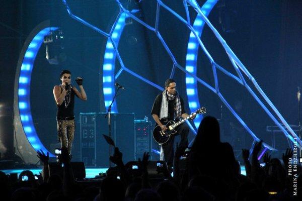 Tokio Hotel - Performance - Moscou
