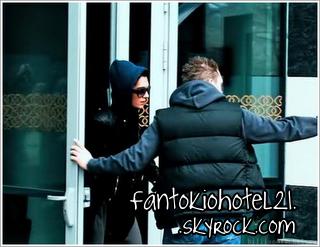Bill Kaulitz - 03.06.2011 - Russie