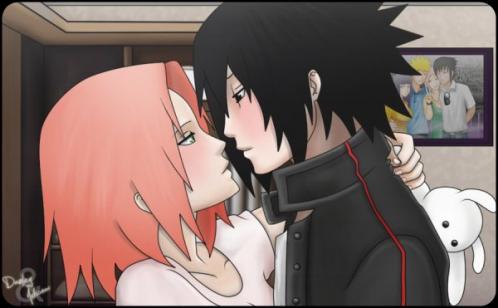 Sasuke ♥ Sakura