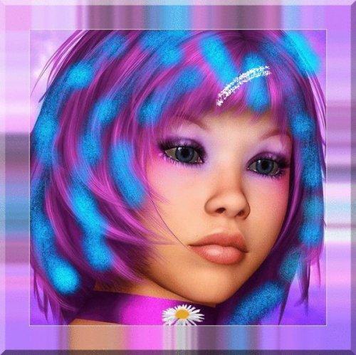 MA PETITE FILLE ENNY A 13ANS SERA BELLE COMME CELA CADEAU de fraise93947 blog magique **************************************************************************************************************