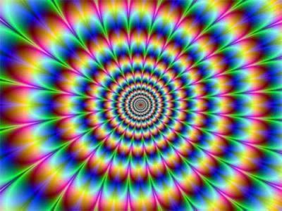 VOICI UN DESSIN HYPNOTIQUE FIXER LE 15 MN SANS FERMER VOS PAUPIERES CELA EST SURPRENANT*********************************************************************************