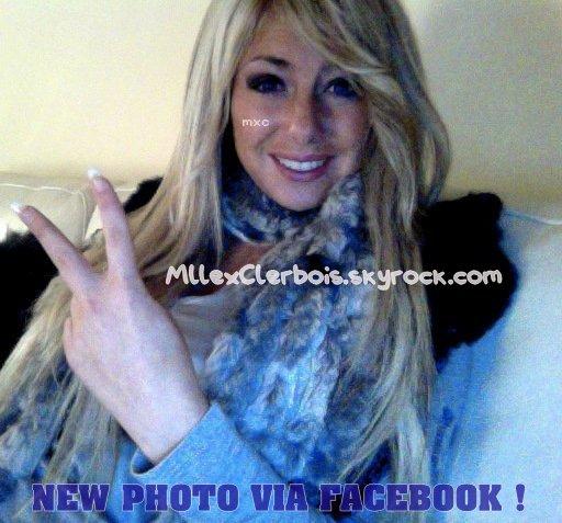 une autre photo de Stephanie via Facebook ! (2) + Message de Steph