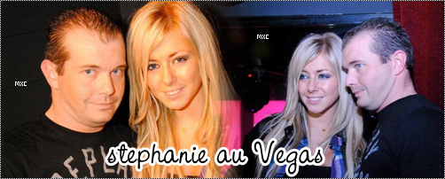 Stéphanie au Vegas ! ( 12.12.10)
