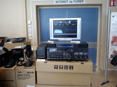 Le nouveau ft-dx 5000