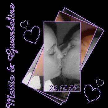 ______   Mattia & Gwendoline :   Vingt Six Octobre Deux Mille Neuf ♥ ______