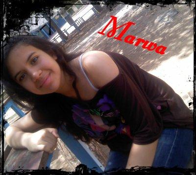 Marwa ma moitié