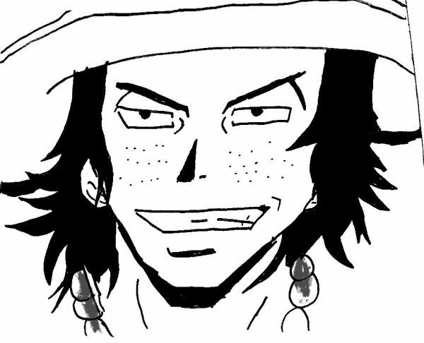 Ace de one piece