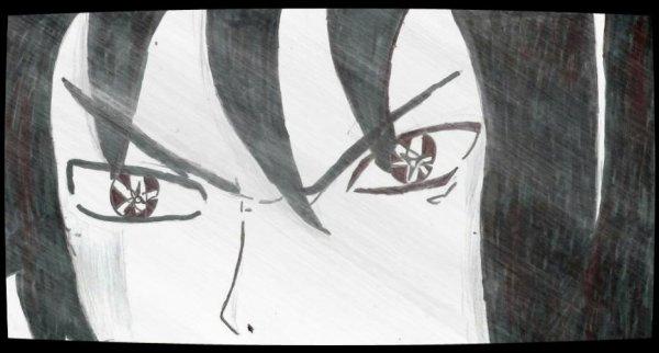 Bebe goku ,sasuke