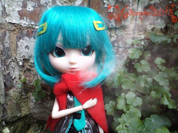 2 ✿ Lydianeko au jardin