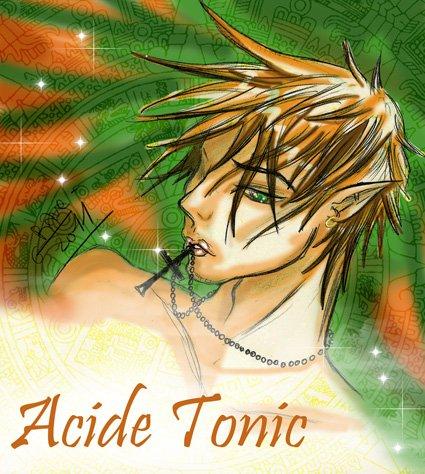 Acide tonic