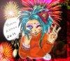 Bonne année 2014 !!!!! =^^=