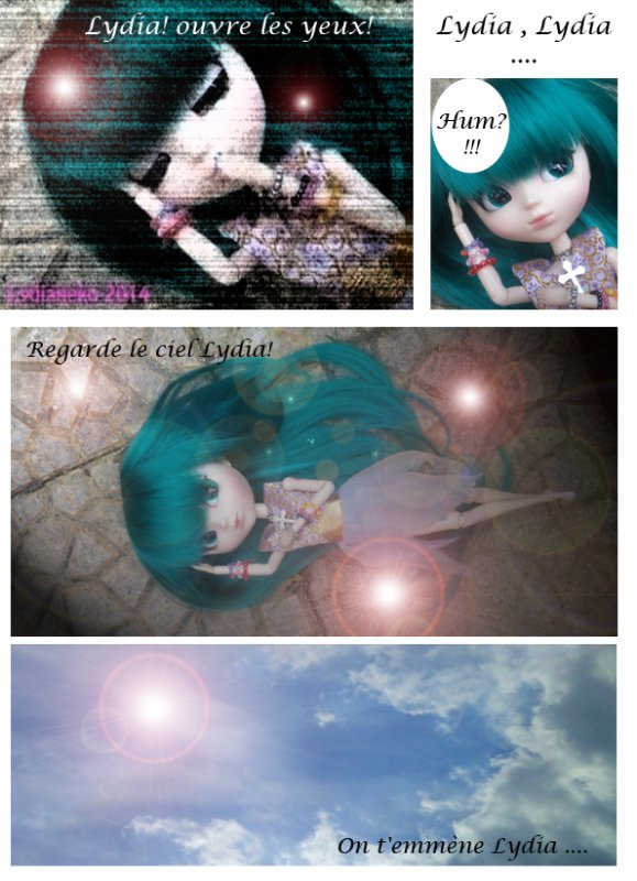 Lydianeko dream fairy 1