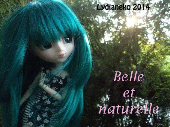 Lydianeko dans la nature .