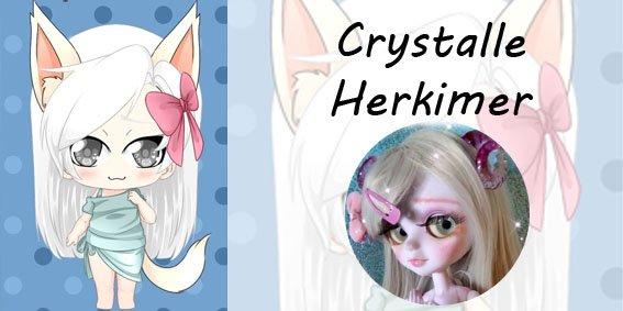 ☯Présentation de Crystalle et Dyammant☯